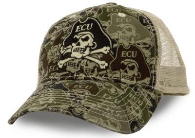 ECU-trucker-cap